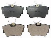 Тормозные колодки дисковые задние Denckermann на Renault Trafic