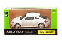 Машина металлическая  67321 Автопром volkswagen открываються двери 14,2*7,2*6,5см
