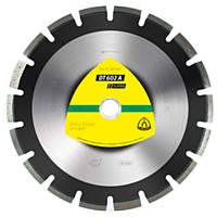 Алмазный отрезной круг Klingspor DT 902 A Special 500x3,7x25,4/30w/12