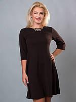Платье трикотажное 12135, фото 1