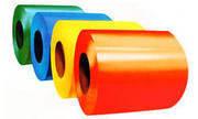 Сталь с полимерным покрытием,0,18-1,2мм