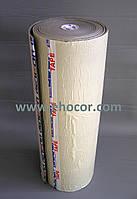 Полотно физически сшиое (ППЭ тейп) самоклеющийся 2 мм