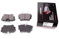 Тормозные колодки дисковые задние Protechnic на Renault Trafic