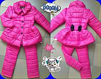 Костюм детский зима, ткань плащёвка, синтипон 200-ка и подклад, 6 расцветок ,супер качество мм №588
