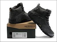 Merrell ботинки натуральная замша мех (4)