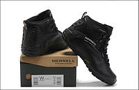 Merrell ботинки натуральная кожа мех(1)