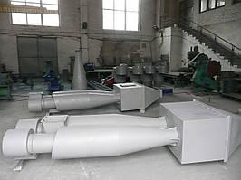 Циклоны ЦН-15х2УП, ЦН-15х2СП