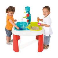 Водний Столик і Пісочниця 2 в 1 Smoby 310063