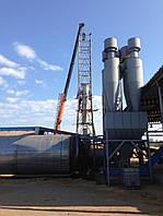 Замена промышленной пароотводной ( дымовой) трубы согласно технического задания Заказчика.  Высота трубы 30 ме