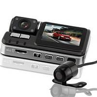 Видеорегистратор X2 (две камеры, одна выносная)