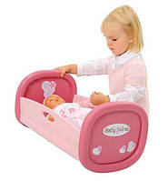 Колыбель для куклы Baby Nurse Smoby 24700