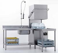 Посудомоечная машина Apach AС 800 DD с производительностью 40/30 кас/ч