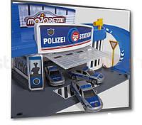 Гараж Полицейский Majorette 2050012
