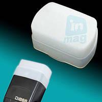 Колпак-рассеиватель для вспышек Sony HVL-F58AM, Nissin Di866, Nissin Di622