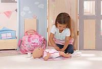 Сумка Модная прогулка с акссесуарами ддля пупса  Baby Annabell Zapf Creation 794487