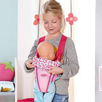Рюкзак-кенгуру для куклы  Baby born Zapf Creation 822234