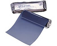 Термопленка синяя прозрачная UPT-210BL, Sony Corporation, Япония