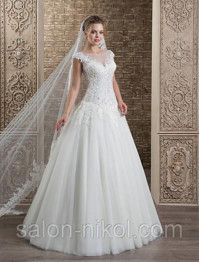 Свадебное платье S-344