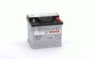 Аккумуляторная батарея Bosch S3 12v 45Аh 300A (левый +)