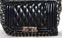 Женская сумка/клатч Chanel (черная), 46712