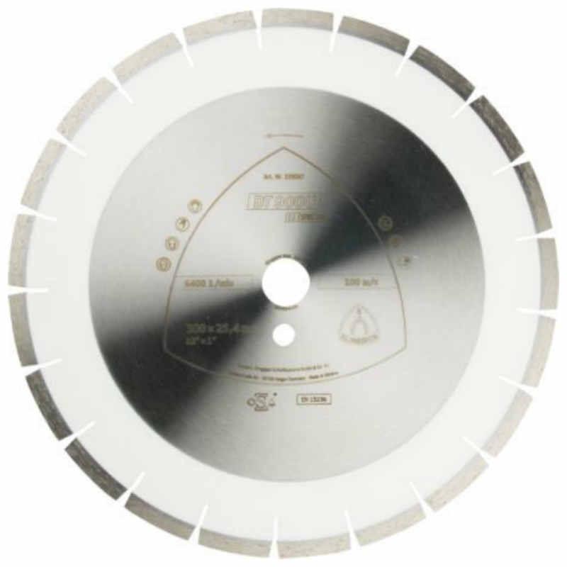 Алмазный отрезной круг Klingspor DT 900 U Special 500x3,7x30/36e/10