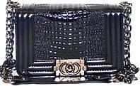 Женская сумка/клатч Chanel (черная), 46715
