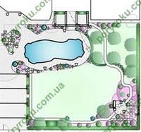 Проектирование и дизайн ландшафта. Киев, Буча, Ирпень, Ворзель
