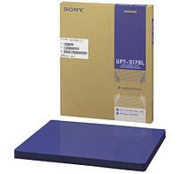 Термопленка синяя прозрачная UPT-517BL, Sony Corporation, Япония