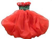 Нарядное платье для девочки  Anastasija
