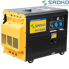 Запчасти для генераторов Sadko