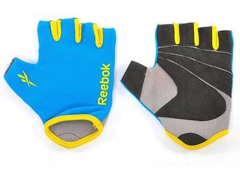 Перчатки для фитнеса Reebok L