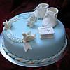 Торт на крестины для мальчика, фото 7