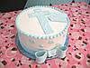 Торт на крестины для мальчика, фото 9