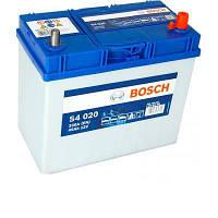 Акумуляторна батарея Bosch S4 12v 45Аһ 330A
