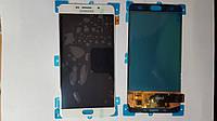 Дисплей (экран) Samsung A9, A900, A910 с белым сенсором original
