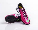 Детская футбольная обувь (футзалки) Nike Mercurial Victory IC Jnr (оригинал), фото 3