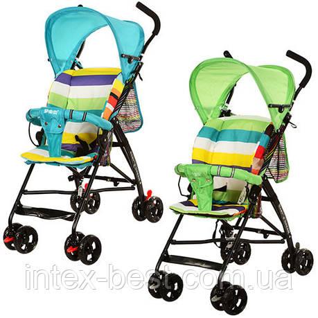 Детская коляска-трость BD105G (Зеленый), фото 2