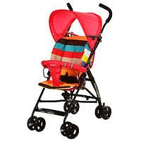 Детская коляска-трость BD105R (Красный)