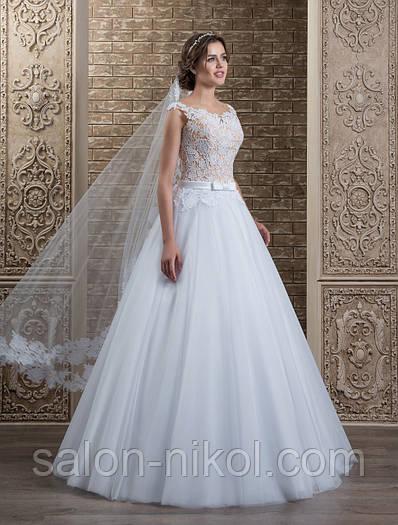 Свадебное платье S-347