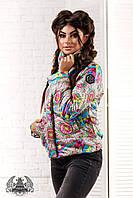 Короткая женская стильная куртка Phillip Plein