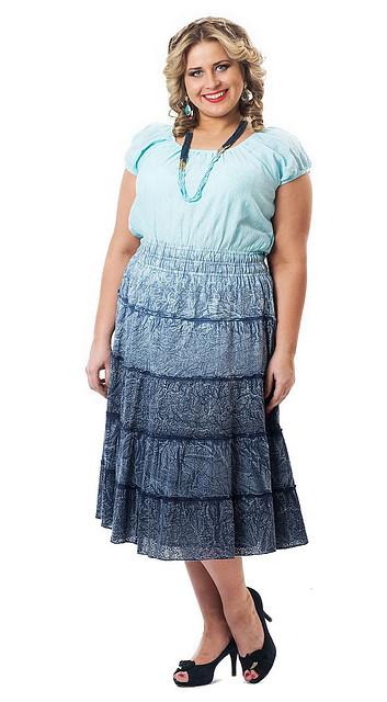 """Платье женское голубое , синее ,прошва хлопок Украина """"Фонарики""""и из вываренного хлопка"""