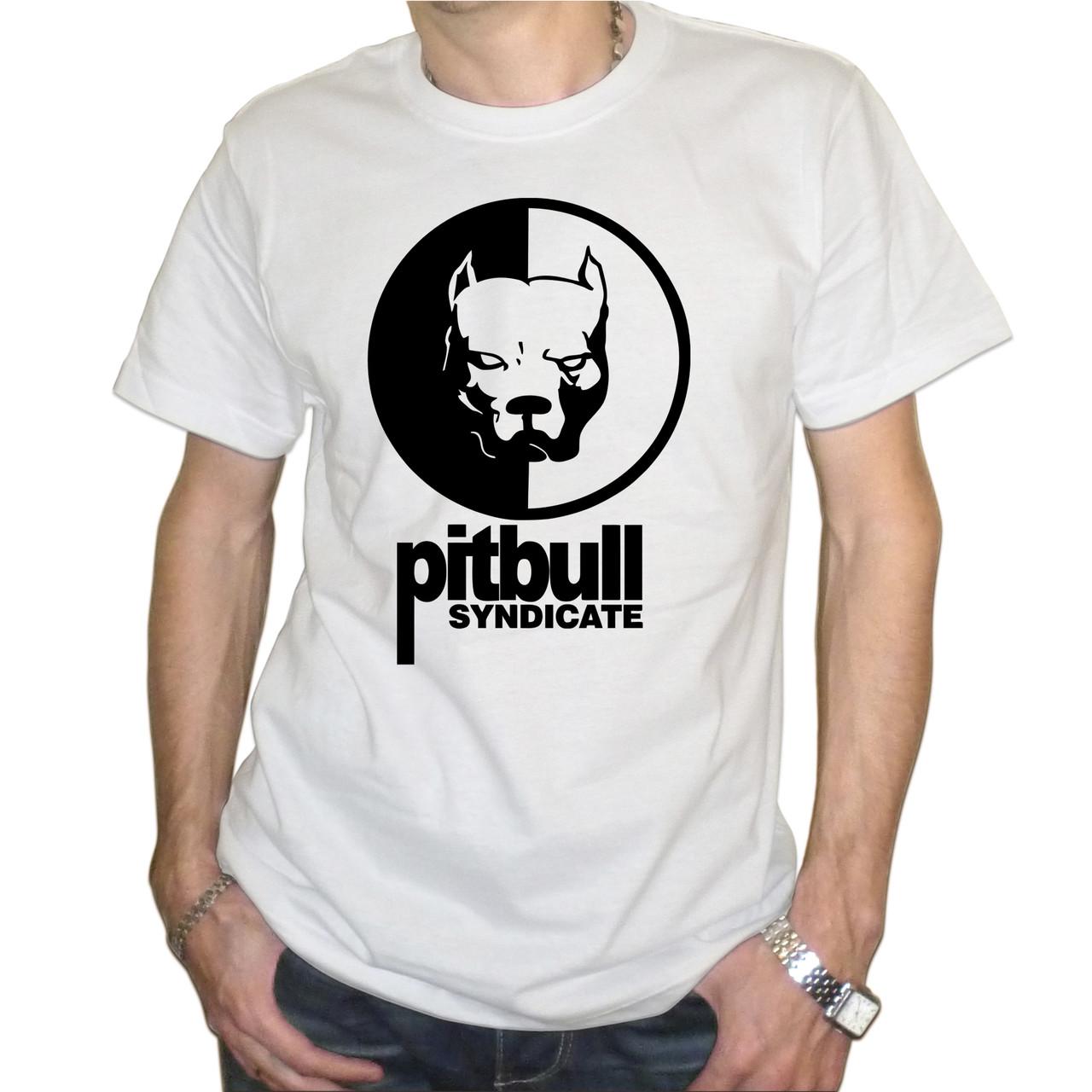 """Мужская футболка """"Pitbull Syndicate"""""""