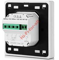 Терморегулятор теплый пол 6кВт по цене 3кВт!!! программируемый для ИК пленка кабель нагревательные маты ванная