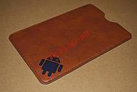 Чехол планшета 7 дюймов карман для планшета слайдер с тиснением ЕСТЬ ОПТ! КАЧЕСТВО !!!