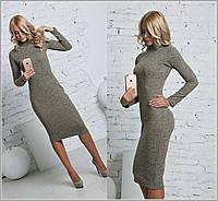 Женское турецкое платье-гольф LH-198