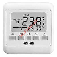 LED терморегулятор теплый пол 6.0kW, воздух+пол Termo+ A008 30A ик теплый пол маты кабель провод