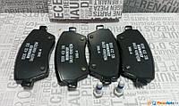 Колодки тормозные передние Renault Dokker,410608481R
