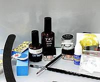 Набір для домашнього нарощування гелевих нігтів YRE №1