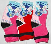 Носки детские махра за 3 пары 1-3 года
