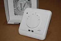 Терморегулятор теплого пола 3.6kW термостат электронный КАЧЕСТВО, 2 датчика воздух+ пол высокая точность